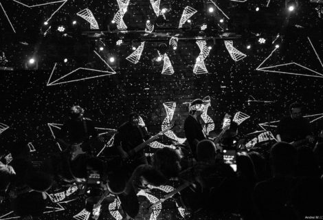 A Few Images from the Post-Psychedelic Ritual in Control Club, November 10th 2017