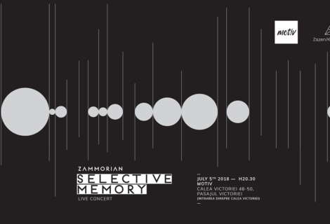 Selective Memory — On July 5th — Zammorian Live @ Motiv