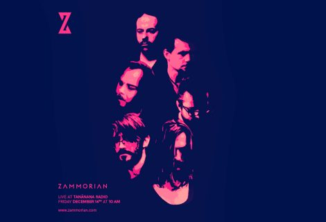 Zammorian — Live at Tanănana Radio on December 14th 2018.
