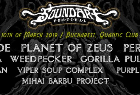 Zammorian has been added to the Soundart 2019 Line-up, which includes Riverside, Planet of Zeus, Perihelion